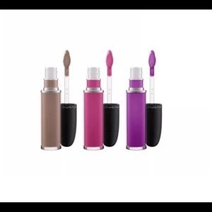 Mac Retro 3 piece Lipcolour Kit 2- ChicEwe